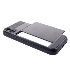 iphone xr cover med kort